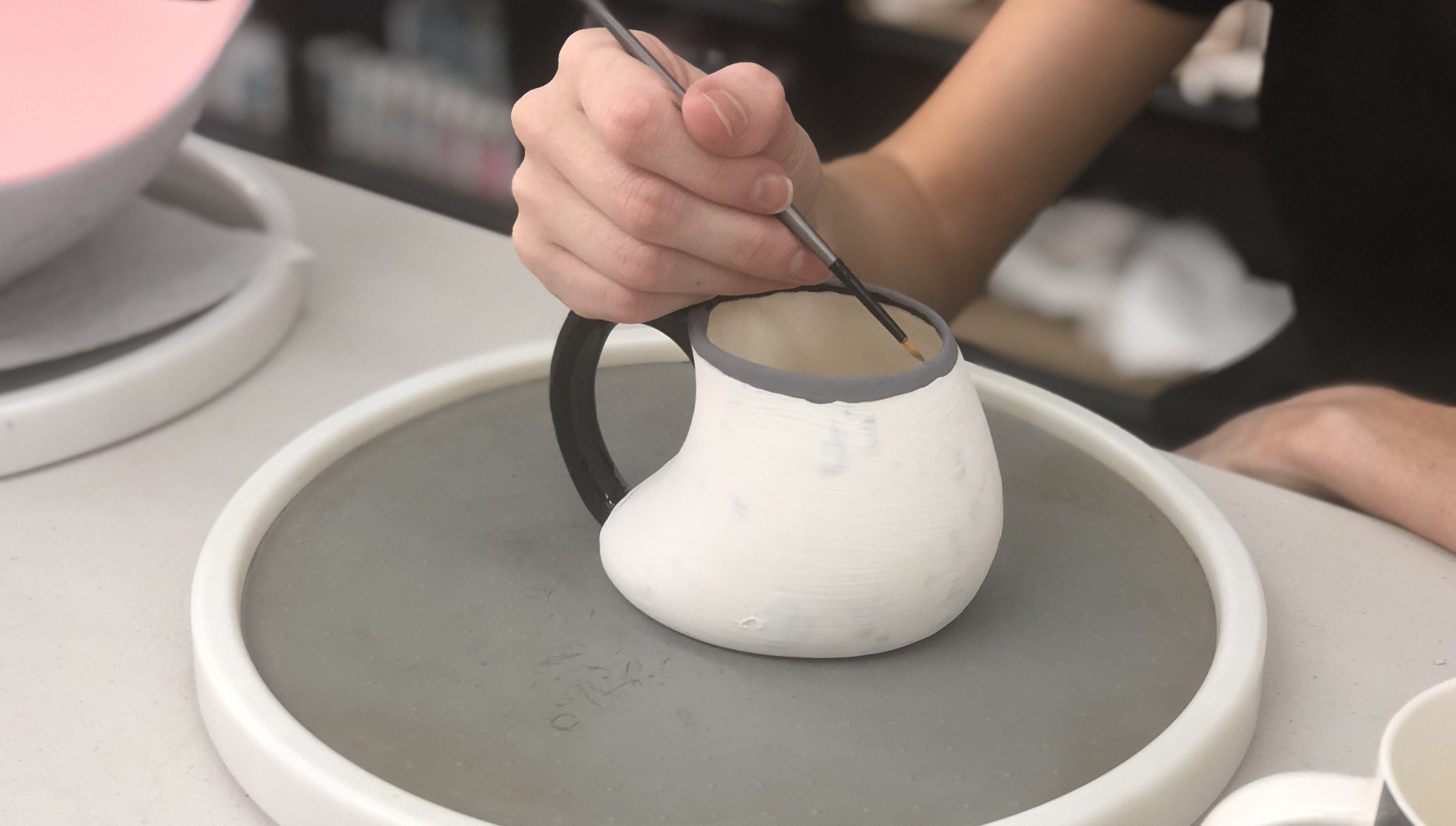 Paint a Piece - The Ceramic Studio