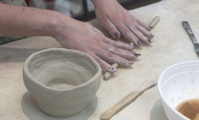 Handbuilding - The Ceramic Studio