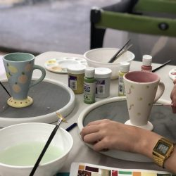 Paint a Piece | The Ceramic Studio