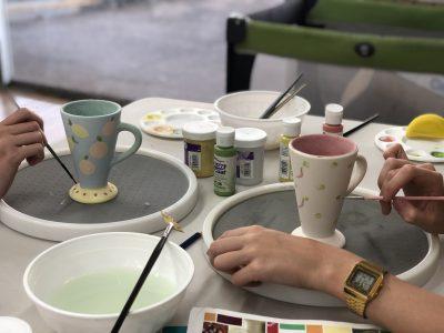 Paint a Piece | The Ceramic Studio